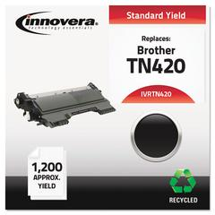 Remanufactured TN420 Toner, Black