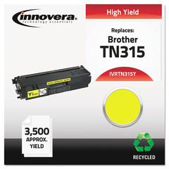Remanufactured TN315Y High-Yield Toner, Yellow