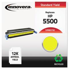 Remanufactured C9732A (645A) Toner, Yellow