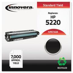 Innovera Remanufactured CE740A (307A) Toner, Black