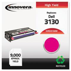 Innovera Remanufactured 330-1200 (3130) High-Yield Toner, Magenta