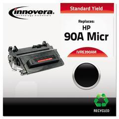 Remanufactured CE390A(M) (90AM) MICR Toner, Black