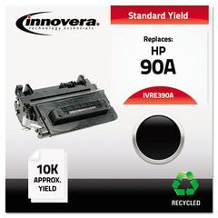 Remanufactured CE390A (90A) Toner, Black