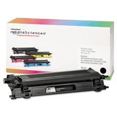 39407 Remanufactured TN115BK High-Yield Toner, Black