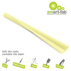 "Smart-Fab Smart Fab Disposable Fabric, 48"" x 40' roll, Cream"