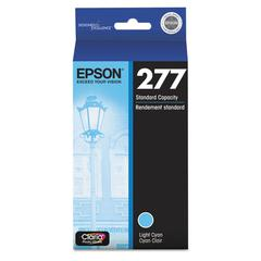 Epson T277520 (277) Claria Ink, Light Cyan
