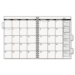 AT-A-GLANCE Three/Five-Year Monthly Planner Refill, 9 x 11, White, 2018