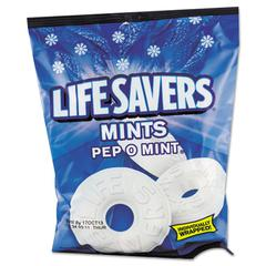 Hard Candy, Pep-O-Mint, Individually Wrapped, 6.25oz Bag