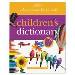 Houghton Mifflin American Heritage Children's Dictionary, Hardcover, 2016, 896 Pages