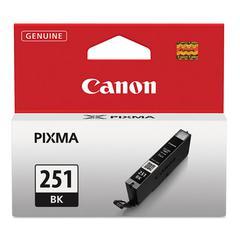 Canon 6513B001 (CLI-251) ChromaLife100+ Ink, Black