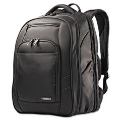 Samsonite Xenon 2 Laptop Backpack, 12 1/4 x 8 1/4 x 17 1/4, Nylon, Black