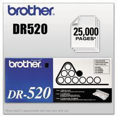 Brother DR520 Drum Unit, Black