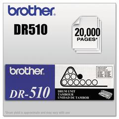 Brother DR510 Drum Unit, Black