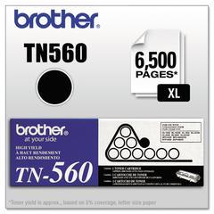 TN560 High-Yield Toner, Black