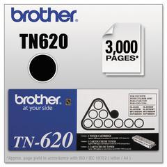 Brother TN620 Toner, Black