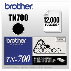 TN700 High-Yield Toner, Black