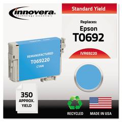 Innovera Remanufactured T069220 (69) Ink, Cyan
