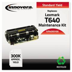 Innovera Remanufactured 40X0100 (T640) Maintenance Kit