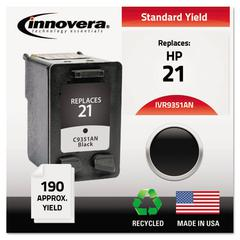 Remanufactured C9351AN (21) Ink, Black