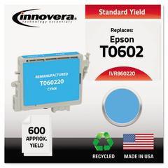 Innovera Remanufactured T060220 (86) Ink, Cyan