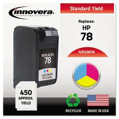 Remanufactured C6578DN (78) Ink, Tri-Color