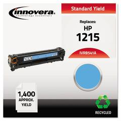 Remanufactured CB541A (125A) Toner, Cyan