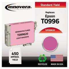 Innovera Remanufactured T099620 (99) Ink, Light Magenta