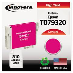 Innovera Remanufactured T079320 (79) High-Yield Ink, Magenta