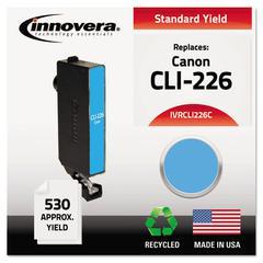 Remanufactured 4547B001AA (CLI-226) Ink, Cyan
