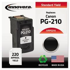 Innovera Remanufactured 2974B001 (PG-210) Ink, Black