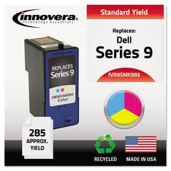 Remanufactured MK991 (Series 9) High-Yield Ink, Tri-Color