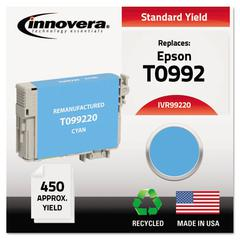Innovera Remanufactured T099220 (99) Ink, Cyan
