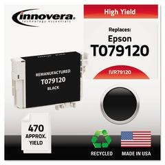 Innovera Remanufactured T079120 (79) High-Yield Ink, Black