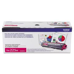TN225M High-Yield Toner, Magenta