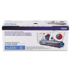 TN225C High-Yield Toner, Cyan
