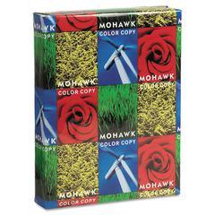 Mohawk Copier 98 Cover, 80lb, 8-1/2 x 11, Bright White, 250 Sheets