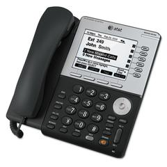 AT&T Syn248 SB35031 Corded Deskset Phone System, For Use with SB35010 Analog Gateway