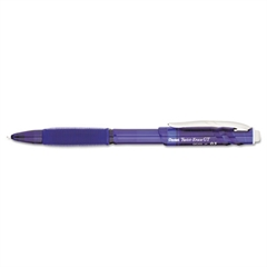 Twist-Erase GT Pencils, 0.5 mm, Blue