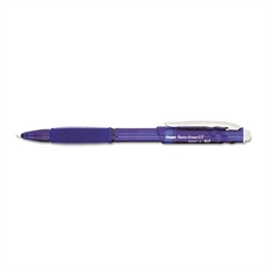 Twist-Erase GT Pencils, 0.7 mm, Blue