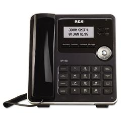 RCA IP110S ViSYS Business Class VoIP Corded Two-Line Phone System and Service