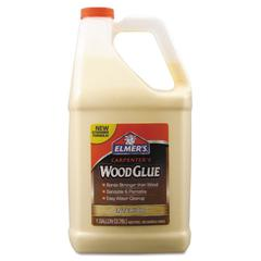 Carpenter Wood Glue, Beige, Gallon Bottle
