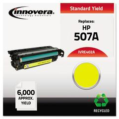 Remanufactured CE402A (507A) Toner, Yellow
