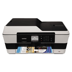 Business Smart Pro MFC-J6520DW Wireless Inkjet All-in-One, Copy/Fax/Print/Scan