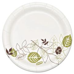 "Dixie Ultra Pathways Soak Proof Shield  Heavyweight Paper Plates, 5 7/8"", 500/Carton"