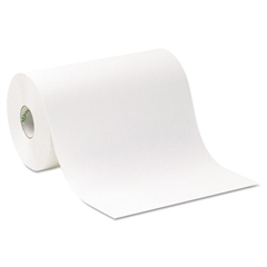 "Georgia Pacific Professional Hardwound Roll Paper Towel, Nonperforated, 9"" x 500 ft, White, 6/Carton"