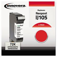 Innovera Compatible 8100032H (IJ105) Ink, Red