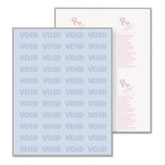 DocuGard DocuGard Security Paper, 8-1/2 x 11, Blue, 500/Ream
