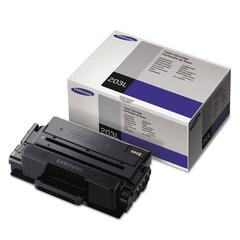 MLTD203L High-Yield Toner, 5,000 Page-Yield, Black