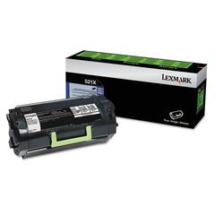 52D1X00 Extra High-Yield Toner, 45000 Page-Yield, Black