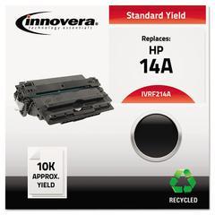 Innovera Remanufactured CF214A (14A) Toner, Black